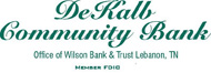 DeKalb Community Bank